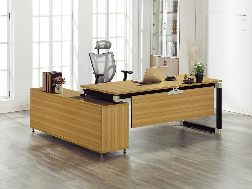凱伊6.6尺辦公桌組(含側櫃)