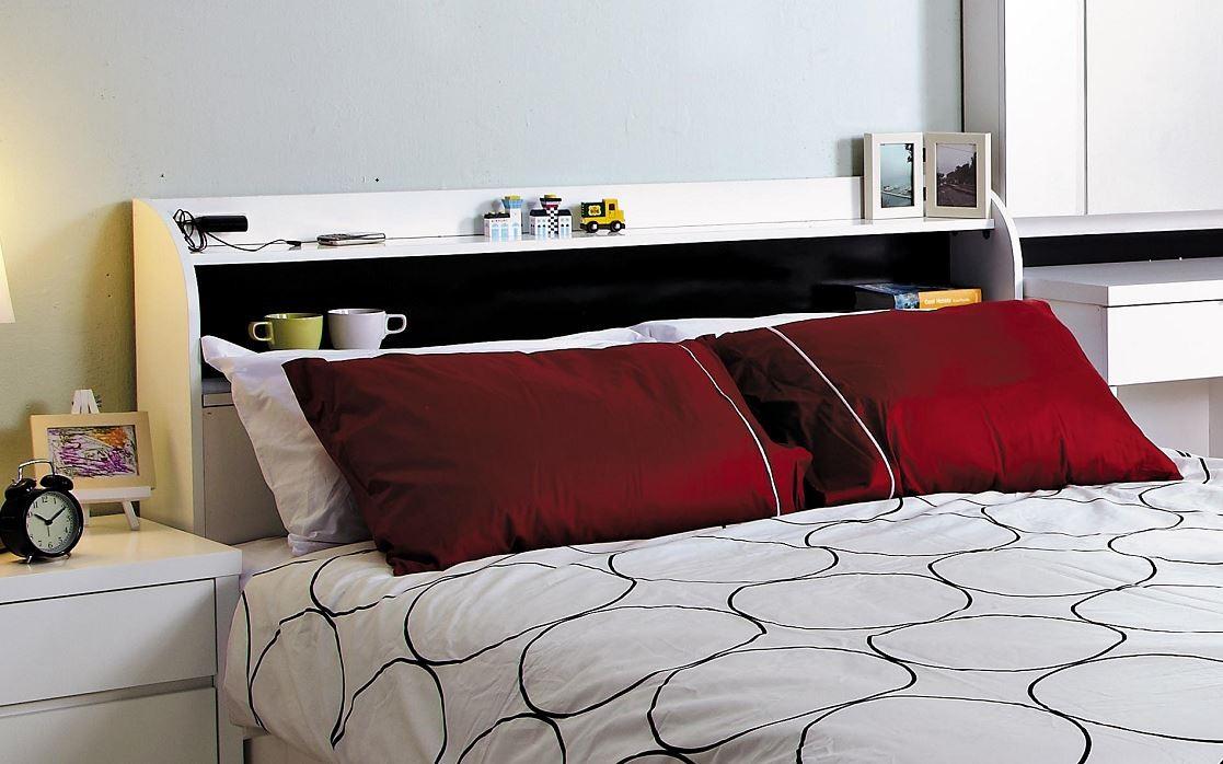 凡斯6尺床頭箱(不含枕頭)