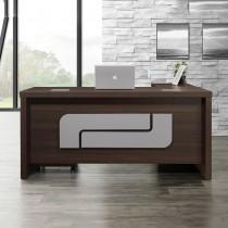 多明尼卡6尺辦公桌組(含側櫃,活動櫃)