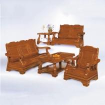 3031型實木組椅(全組)