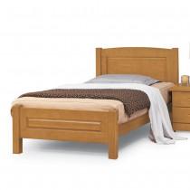 東尼3.5尺實木單人床