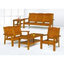 518型實木組椅(全組)