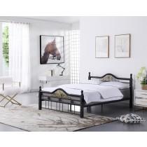 羅特5尺雙人床鐵床