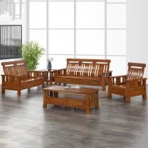 072型實木組椅(全組)