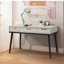 白橡色4尺書桌(B207)