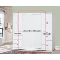 亞柏4尺衣櫥(315)