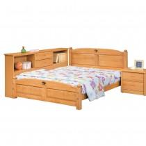 安堤5尺雙人床