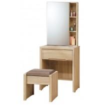 喬伊斯2尺鏡台(含椅)(839)