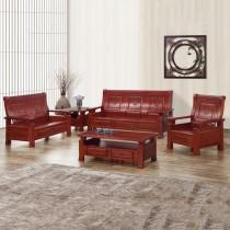 067型實木收納組椅(全組)