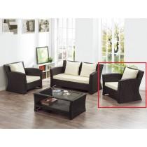 A235籐椅單人沙發(單只)