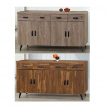 M18型5.3尺餐櫃/碗盤櫃