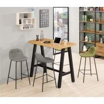 艾格妮休閒桌(1桌4椅)華爾斯吧椅共兩色