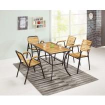 楷溫4尺休閒桌(不含椅)