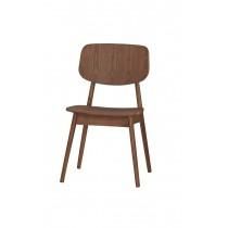 卡爾馬餐椅(板)(實木)(4入)