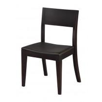 B36胡桃色餐椅