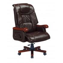 B6003半牛皮辦公椅