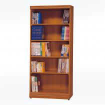 3X6尺柚木書櫃