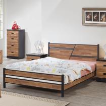A125積層木5尺雙人床 (床片型)