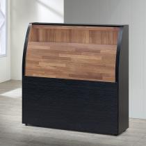 A150積層木3.5尺床頭箱