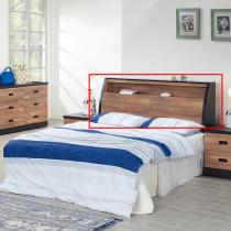 A152積層木5尺床頭箱