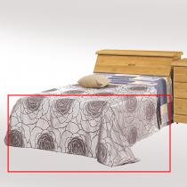 全封赤陽3.5尺床底(夾板、耐磨、耐刮)