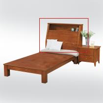 克莉絲3.5尺單人床頭箱