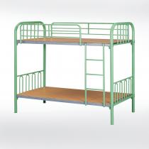 萊姆綠3尺雙層鐵床