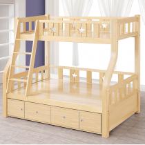 樂寶親子雙層床(直梯型)