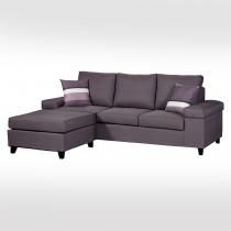 哈葛洛L型布沙發