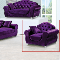 帕堤亞布沙發單人椅