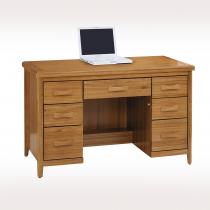 愛莉絲柚木4.2尺書桌(332)