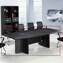 皮製造型會議桌(AB002)