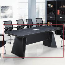 皮製造型會議桌(PB-08)