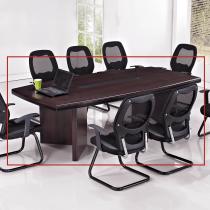 胡桃色6尺會議桌(SDL552)