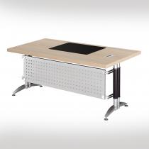 白橡色5.8尺辦公主桌(W36)