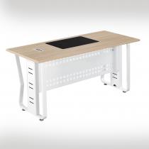 白橡色5.2尺辦公主桌(BT2016)