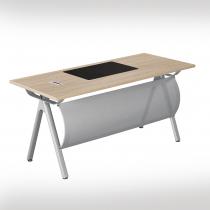 白橡色5.3尺辦公主桌(BT2020)