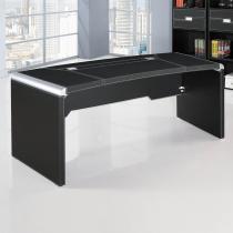 皮製6.3尺辦公主桌(PB-15)