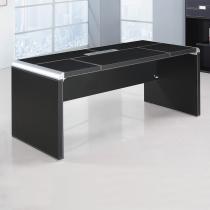 皮製6.3尺辦公主桌(PB-13)