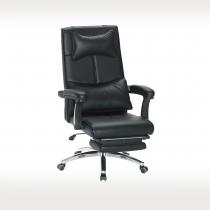 黑皮辦公椅(16A6)