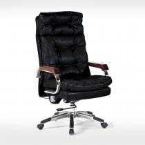 大型黑皮辦公椅(9388A)