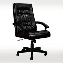 黑皮辦公椅(H03)