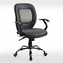 灰網辦公椅(B380)