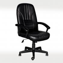 黑皮辦公椅(CH104A)