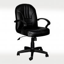 黑皮辦公椅(CH104B)