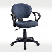 藍條辦公椅(3018)