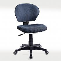 藍條辦公椅(無扶)