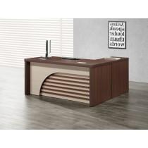 卡拉辦公桌5.3尺辦公桌組(含側櫃,活動櫃)