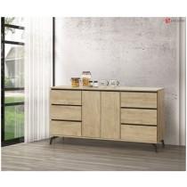 凱薩5尺餐櫃(共兩色)