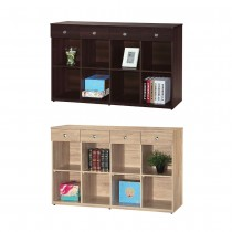 羅恩5尺書櫃/置物櫃(共兩色)